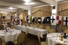 Falmouth Trafalgar dinner