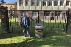falmouth chairman by Fisgard gates