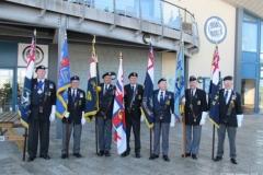 HMS Illustrious Association Memorial Ceremony1