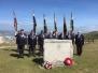 Portland Branch remember HMS Sidon 2017