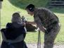 Visit to 40 Commando Royal Marines