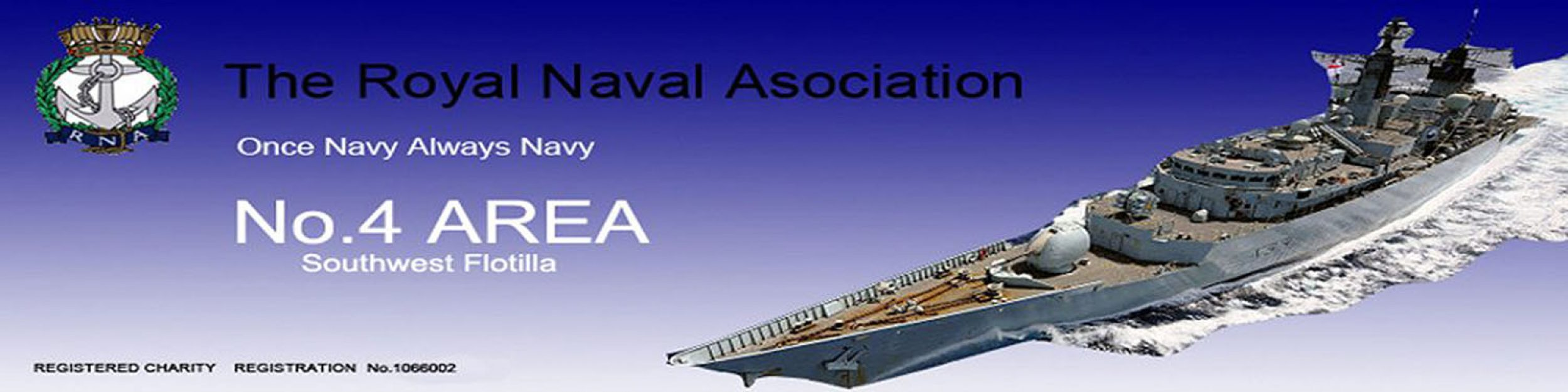 No4 Area Royal Naval Association